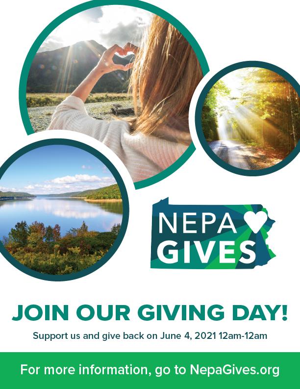 NEPA Gives!